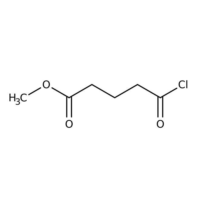 Methyl 4-(chloroformyl)butyrate, 98%, Acros Organics