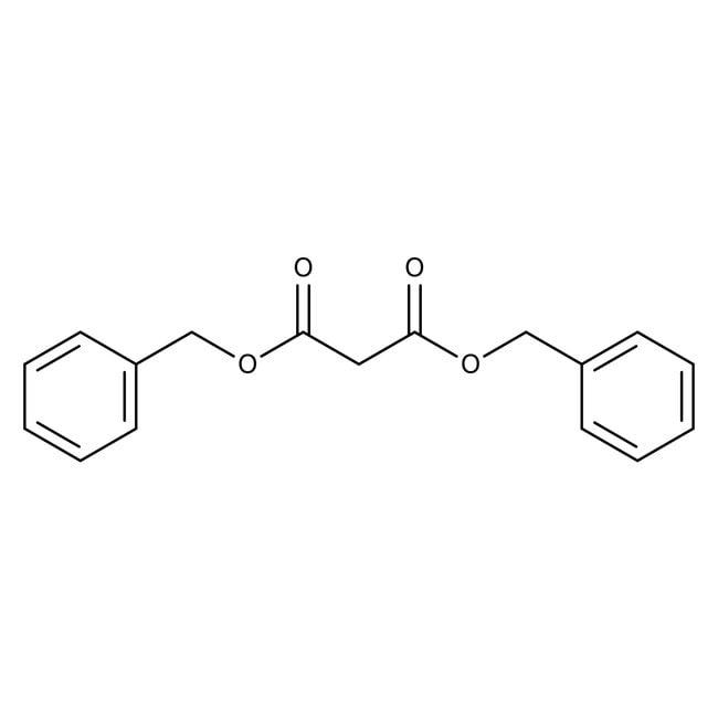 Alfa Aesar™Dibenzyl malonate, 95% 250g Alfa Aesar™Dibenzyl malonate, 95%