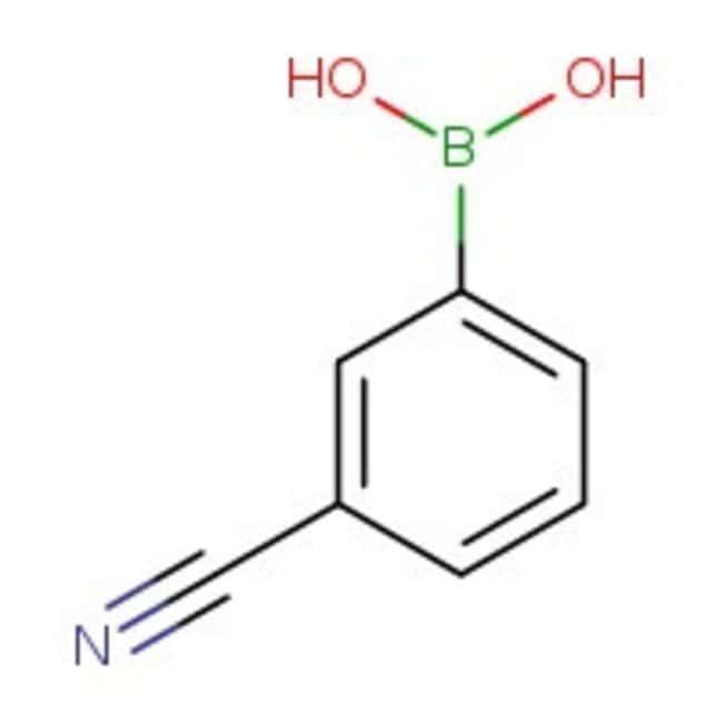 Alfa Aesar™3-Cyanobenzeneboronic acid, 98+% 250mg prodotti trovati