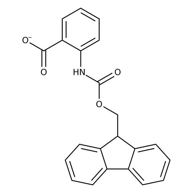 Alfa Aesar™2-(Fmoc-amino)Benzoesäure, 98% 25g Alfa Aesar™2-(Fmoc-amino)Benzoesäure, 98%