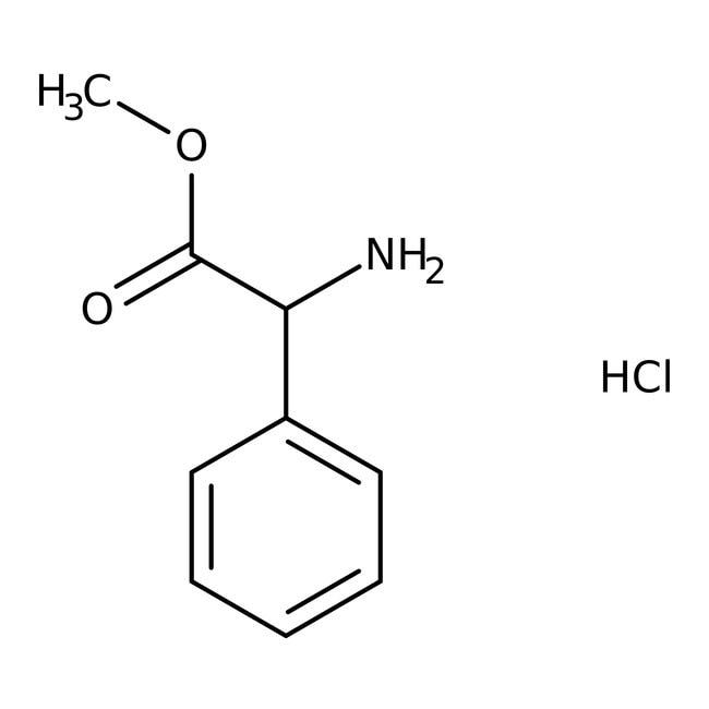 (S)-(+)-2-Phenylglycine methyl ester hydrochloride, 97%, ACROS Organics™
