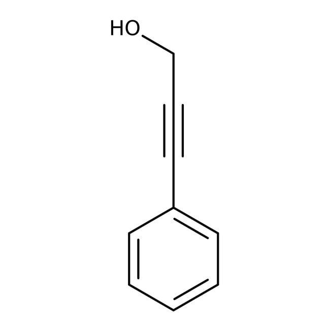 3-Phenyl-2-propyn-1-ol, 98%, ACROS Organics™