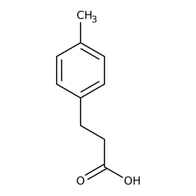 3-(p-Tolyl)propionic acid, 97%, ACROS Organics™