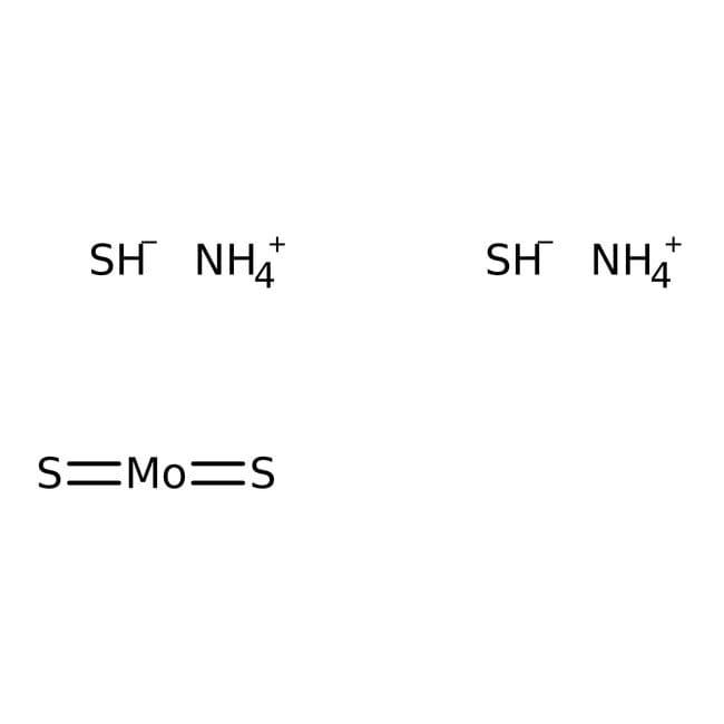 Ammonium tetrathiomolybdate, 99.95%, (trace metal basis), Acros Organics