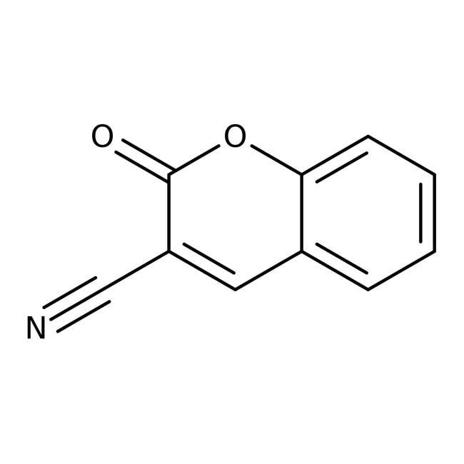 3-Cyanocoumarin, 97%, ACROS Organics™ 1g 3-Cyanocoumarin, 97%, ACROS Organics™