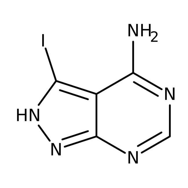 3-Iodo-1H-pyrazolo[3,4-d]pyrimidin-4-amine 98.0+%, TCI America™