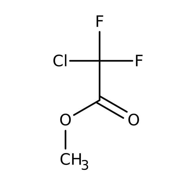 Alfa Aesar™Methyl chlorodifluoroacetate, 98% 50g Alfa Aesar™Methyl chlorodifluoroacetate, 98%