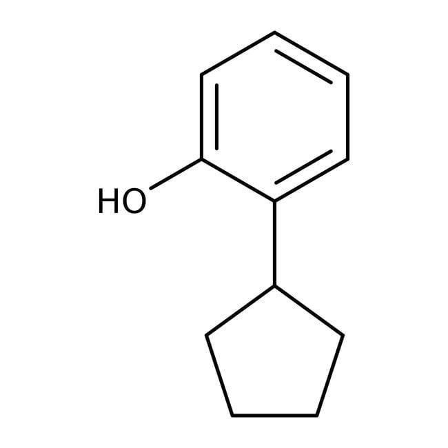 2-Cyclopentylphenol, 98+%, ACROS Organics™