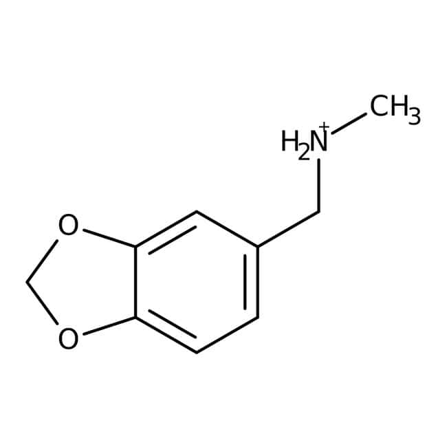 n-(1,3-benzodioxol-5-ylmethyl)-n-methylamine, 97%, Maybridge Amber Glass Bottle; 1g n-(1,3-benzodioxol-5-ylmethyl)-n-methylamine, 97%, Maybridge