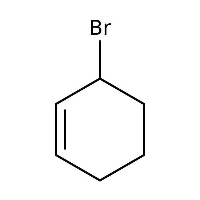 3-bromocyclohexène, 95%, ACROS Organics™ Flacon en verre de 50ml 3-bromocyclohexène, 95%, ACROS Organics™