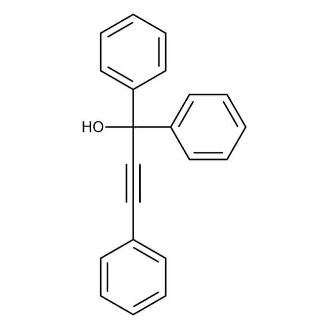 1,1,3-Triphenylpropargyl alcohol 97%, ACROS Organics