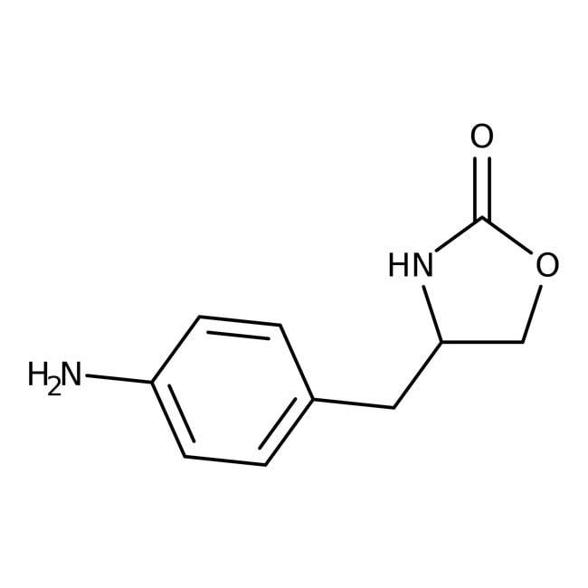 Alfa Aesar™(S)-4-(4-Aminobenzyl)-2-oxazolidinone, 97%