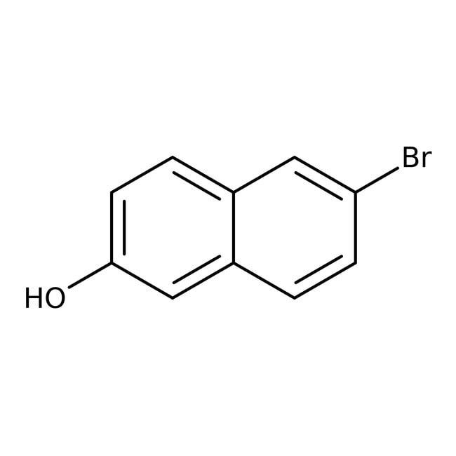Alfa Aesar™6-Bromo-2-naphthol, 97% 50g Alfa Aesar™6-Bromo-2-naphthol, 97%