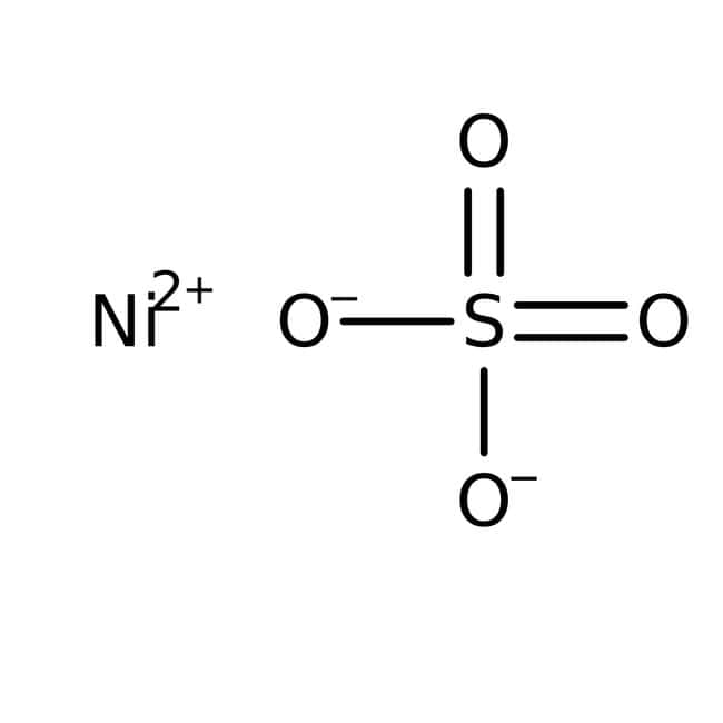 Alfa Aesar™Nickel(II) sulfate hydrate, Puratronic™, 99.9985% (metals basis)