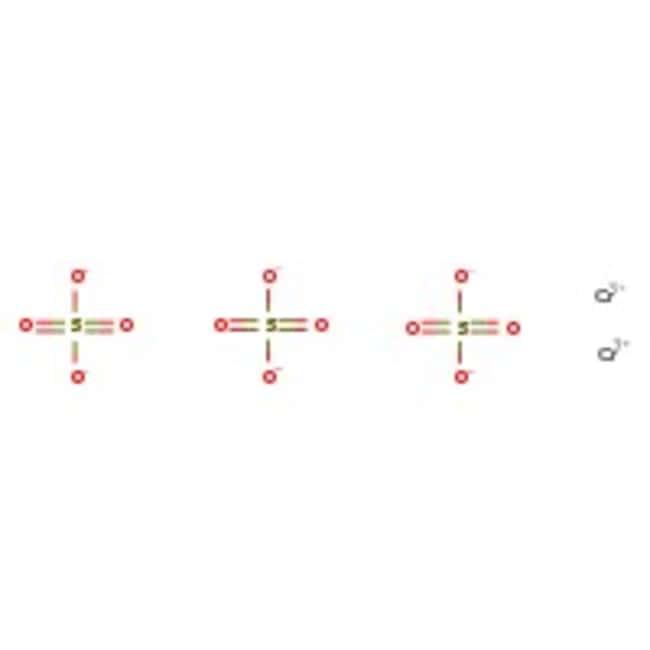 Chromiumiii Sulfate Hydrate Dark Purple Crystals Alfa Aesar