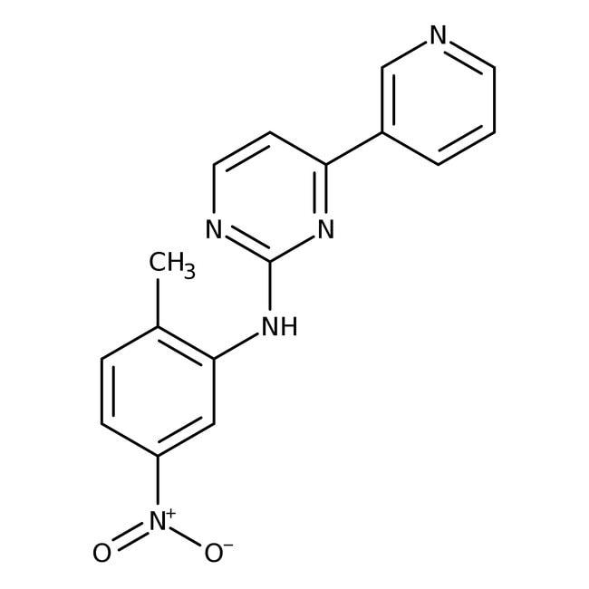 2-(2-Methyl-5-nitroanilino)-4-(3-pyridyl)pyrimidine 98.0 %, TCI America