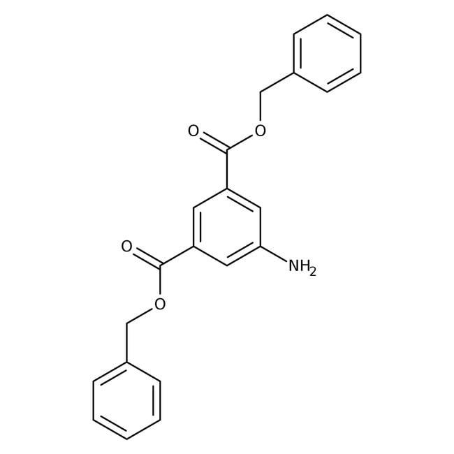 Alfa Aesar™Dibenzyl 5-Aminoisophthalat, 96% 1g Alfa Aesar™Dibenzyl 5-Aminoisophthalat, 96%