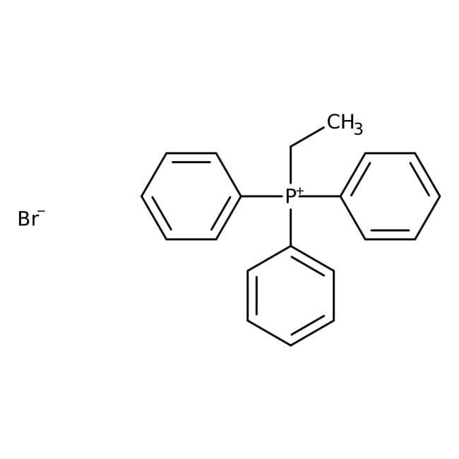 Ethyltriphenylphosphonium bromide, 98%, ACROS Organics™