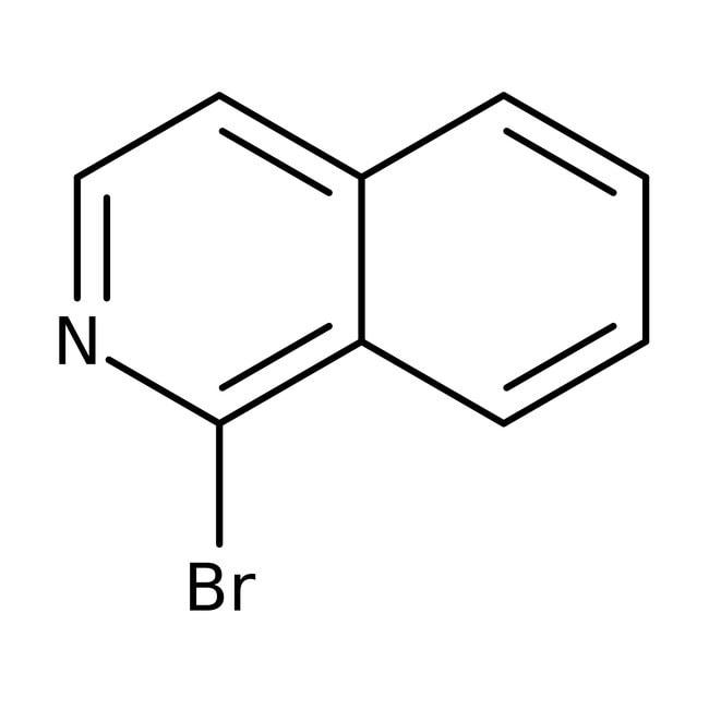 1-Bromisochinolin ≥95%, ACROS Organics™ 1 g-Glasflasche 1-Bromisochinolin ≥95%, ACROS Organics™