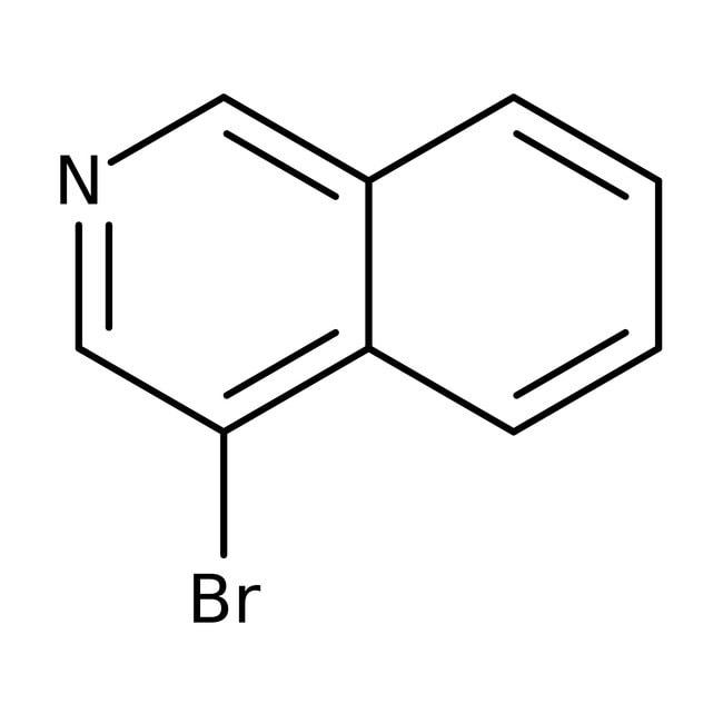 4-Bromoisoquinoline, 98%, ACROS Organics™