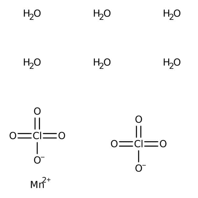 Alfa Aesar™Manganese(II) perchlorate hexahydrate, 99.995% (metals basis)