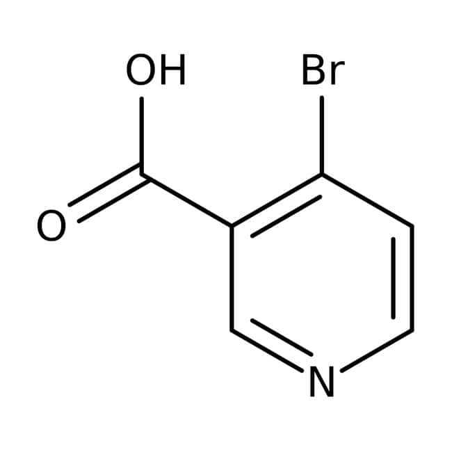 Alfa Aesar  4-Bromopyridine-3-carboxylic acid, 96%