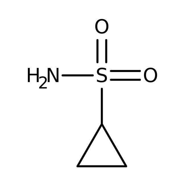 Alfa Aesar™Cyclopropanesulfonamide, 97%