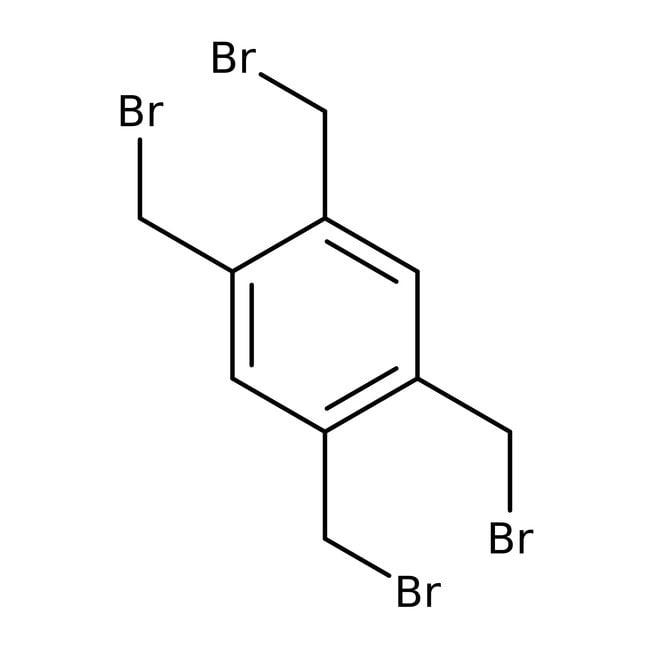 1,2,4,5-Tetrakis(bromomethyl)benzene, 95%, ACROS Organics™