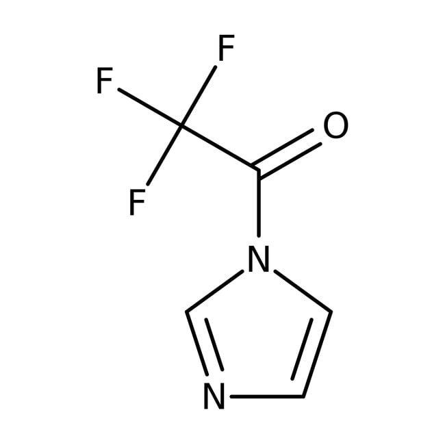 Alfa Aesar™1-(Trifluoroacetyl)imidazole, 98+%