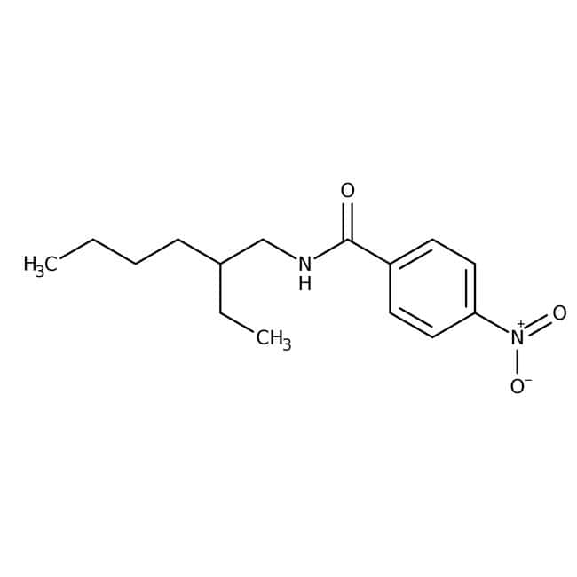 Alfa Aesar™N-(2-Ethylhexyl)-4-Nitrobenzamid, 97 % 1g Produkte