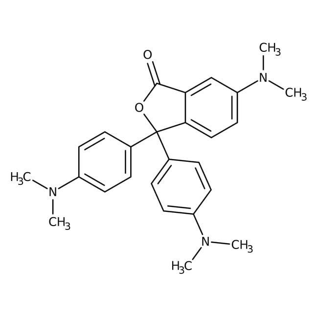 Alfa Aesar Crystal Violet Lactone Benzofurans Organoheterocyclic