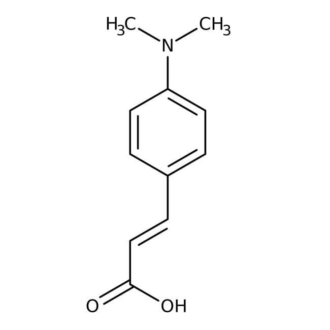 4-(Dimethylamino)cinnamic acid, 99%, ACROS Organics