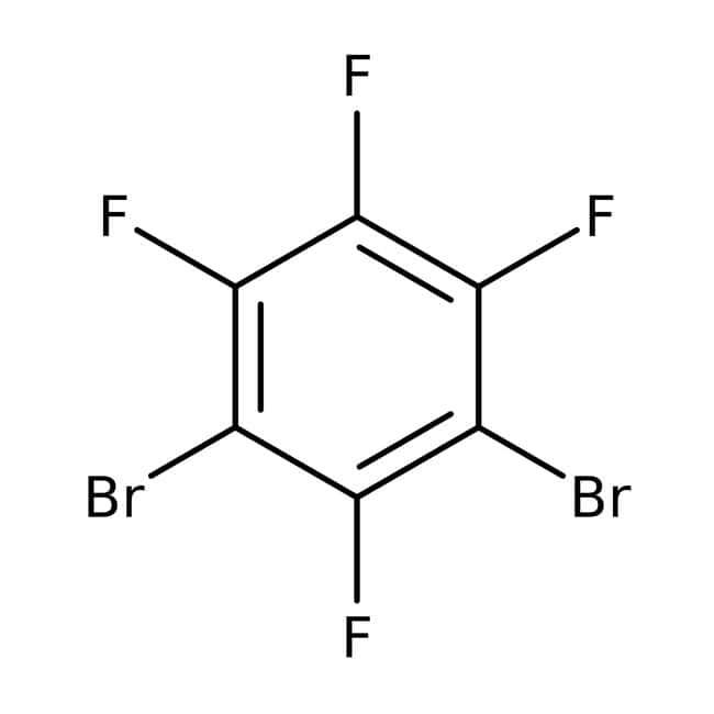 Alfa Aesar™1,3-Dibromotetrafluorobenceno, +98% 1g Alfa Aesar™1,3-Dibromotetrafluorobenceno, +98%