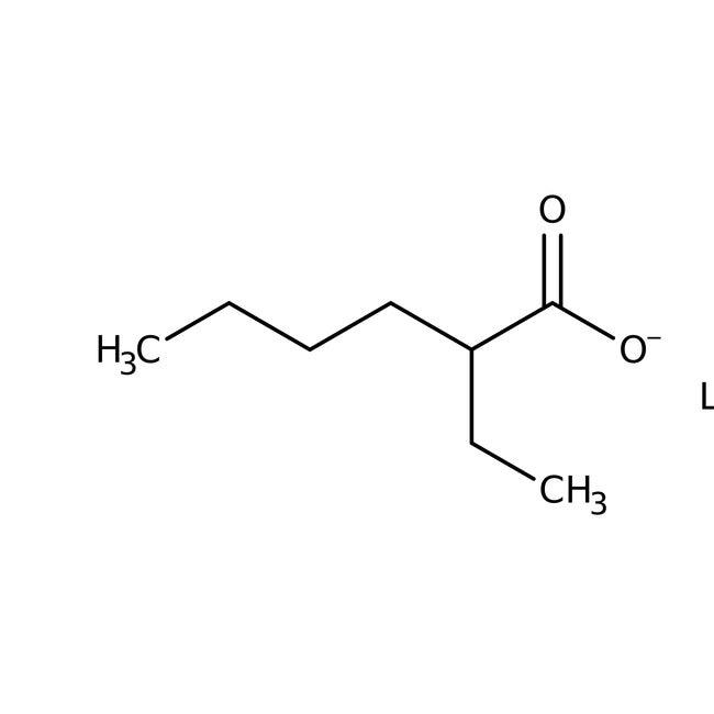 Alfa Aesar™2-éthylhexanoate de lithium 2g Alfa Aesar™2-éthylhexanoate de lithium
