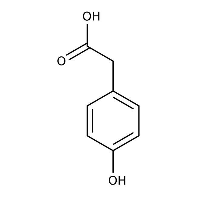 4-Hydroxyphenylessigsäure 98%, ACROS Organics™ 25 g-Glasflasche 4-Hydroxyphenylessigsäure 98%, ACROS Organics™