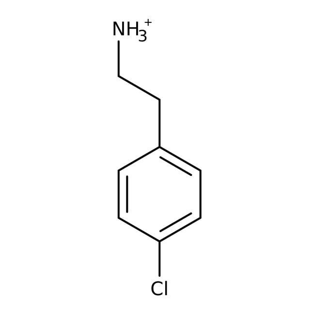Alfa Aesar™2-(4-Chlorophenyl)ethylamine, 97% 100g Alfa Aesar™2-(4-Chlorophenyl)ethylamine, 97%