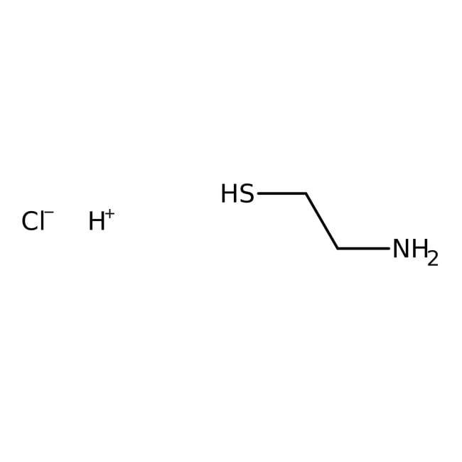 β-Mercaptoethylamine Hydrochloride, Fisher BioReagents