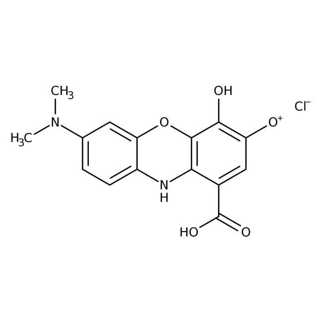 Gallocyanine, ACROS Organics™ 25g; Glass bottle Gallocyanine, ACROS Organics™
