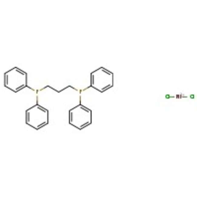 [1,3-Bis(diphenylphosphino)propane]nickel(II) chloride, 99%, ACROS Organics™