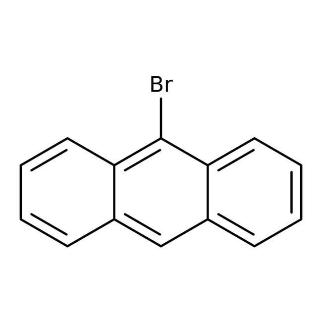 9-Bromoanthracene, 96%, ACROS Organics™