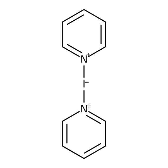 Bis(pyridine)iodonium tetrafluoroborate, 97%, ACROS Organics