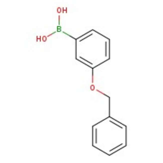 3-Benzyloxybenzeneboronic acid, 98%, Acros Organics™