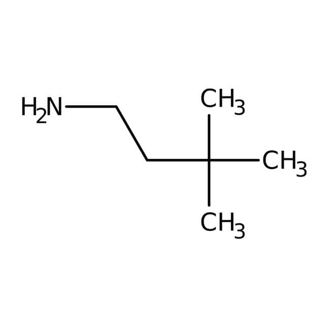 3,3-Dimethylbutylamine, 95%, ACROS Organics
