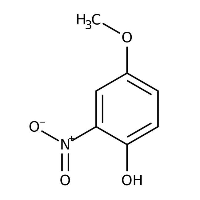 4-Methoxy-2-nitrophenol 98.0+%, TCI America™