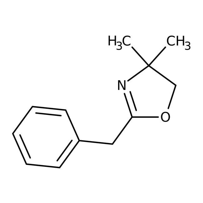 Alfa Aesar  2-Benzyl-4,4-dimethyl-2-oxazoline, 95%