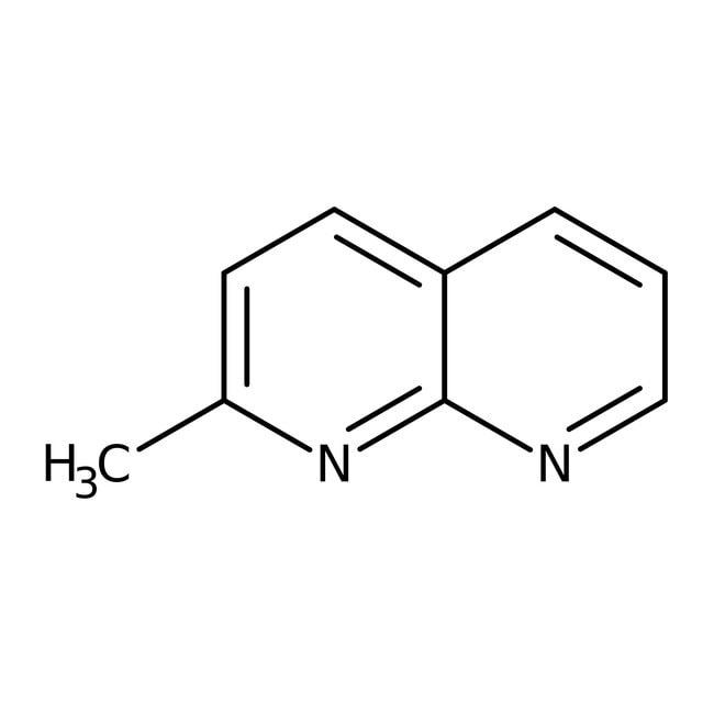 2-Methyl-1,8-naphthyridine 98.0 %, TCI America