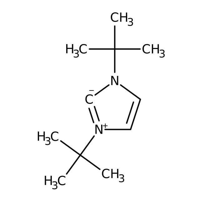 1,3-Di-tert-butylimidazol-2-ylidene 98.0 %, TCI America