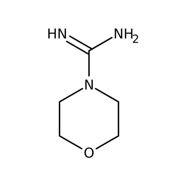 Alfa Aesar™Morpholin-4-Carboxamidinhydrobromid, 98%: Chemicals Produkte