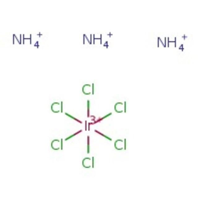 Alfa Aesar  Ammonium hexachloroiridate(III) hydrate, Premion , 99.99% (metals basis)
