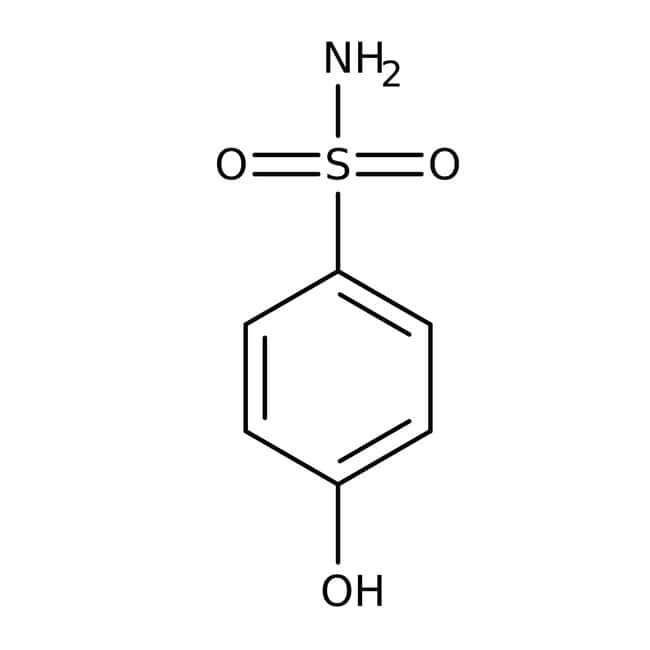 4-Hydroxybenzenesulfonamide, 97%, ACROS Organics™: Benzene and substituted derivatives Benzenoids
